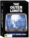 The Outer Limits - The Complete Original Series Box Set DVD