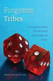 Forgotten Tribes by Mark Edwin Miller image
