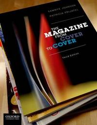 The Magazine from Cover to Cover by Sammye Johnson