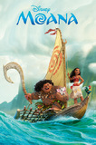 Disneys Moana - Boat Maxi Poster (570)