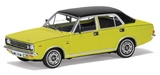 Corgi: Morris Marina 1.8 TC 'Jubilee', Citron - Diecast Model