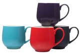 Casa Domani Coccolare Cuddle Mug Set of 4x 450ml Gift Boxed