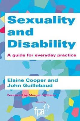 Sexuality and Disability by Elaine Cooper image