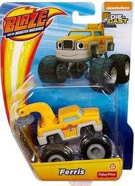 Blaze & The Monster Machines: Diecast Vehicle - Ferris