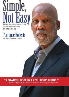 Simple, Not Easy by Terrence Roberts image