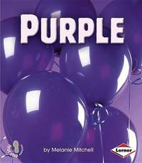 Purple by Melanie Mitchell