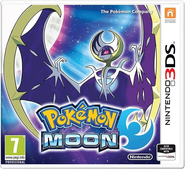 Pokemon Moon for 3DS
