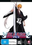Bleach - Shinigami Collection 2 (Episodes 42-79) on DVD