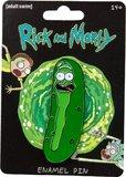 Rick & Morty - Pickle Rick Enamel Pin