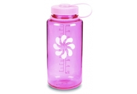 Nalgene 1.0L Wide Mouth Tritan Bottle (Pink)