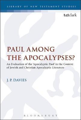 Paul Among the Apocalypses? by J.P. Davies image