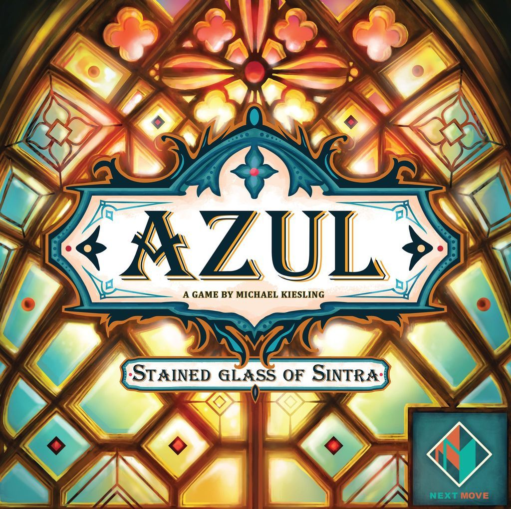 AZUL - Stained Glass of Sintra image