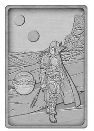 Star Wars: The Mandalorian & The Child - Metal Ingot