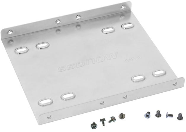 """Kingston 2.5"""" to 3.5"""" SSD Mounting Bracket"""
