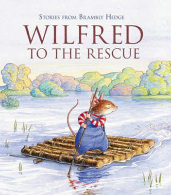 Wilfred to the Rescue by Jill Barklem image