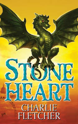 Stoneheart (Stoneheart #1) by Charlie Fletcher image