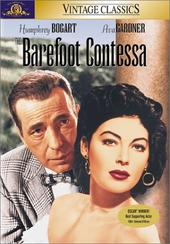 The Barefoot Contessa on DVD