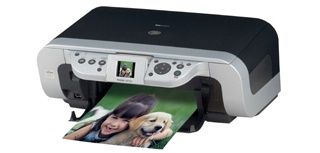 Canon Printer PIXMA Multifunction Unit MP450 image