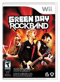 Green Day: Rock Band (Game only) for Nintendo Wii