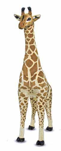 Melissa & Doug: Giant Stuffed Animal Giraffe image
