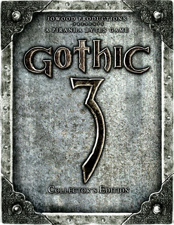 Gothic 3 Collector's Edition for PC Games