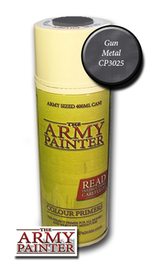 Army Painter Gun Metal Colour Primer