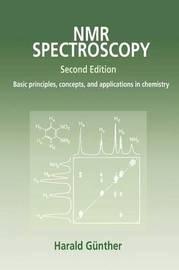 NMR Spectroscopy by Harald Gunther