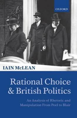 Rational Choice and British Politics by Iain McLean image