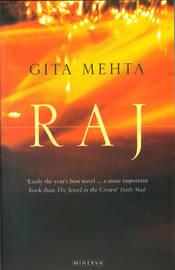Raj by Gita Mehta image