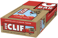 Clif Bar - Chocolate Almond Fudge (Box of 12)