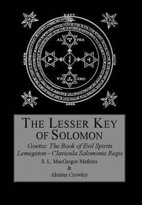 The Lesser Key of Solomon by Aleister Crowley image