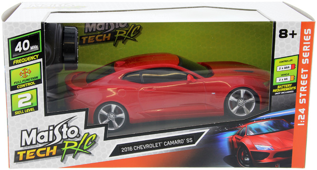 Maisto Tech Rc 2016 Chevrolet Camaro Ss Toy At Mighty Ape Nz