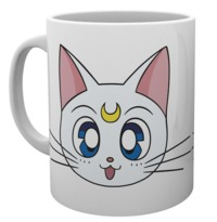 Sailor Moon Luna & Artemis Mug
