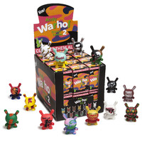Dunny: Andy Warhol Series 2 - Vinyl Minifigure (Blind Box)