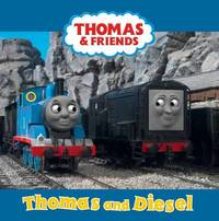 Thomas and Diesel by Thomas & Friends