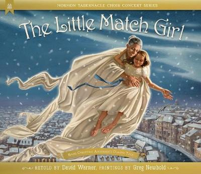 The Little Match Girl by Hans Christian Andersen image