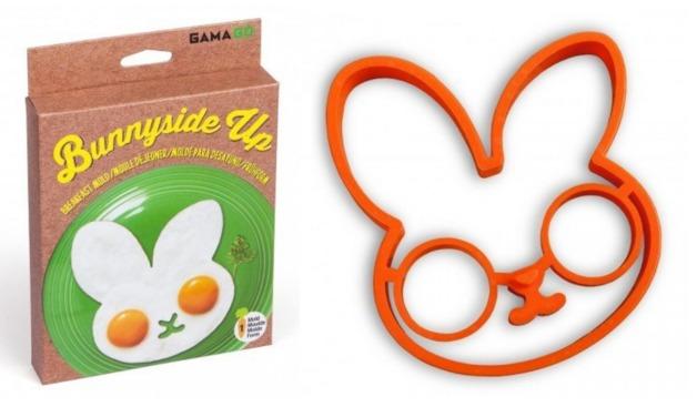 Gama-Go: Bunnyside Up - Novelty Egg Mold