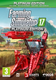 Farming Simulator 17 Platinum Edition for PC Games