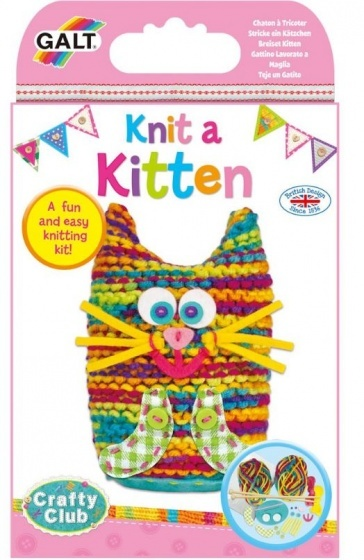 Galt : Knit a Kitten