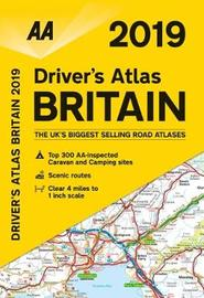 AA Driver's Atlas Britain 2019 by AA Publishing