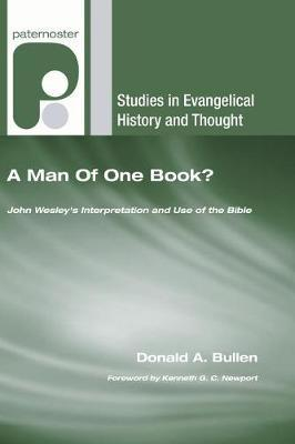 A Man of One Book? by Donald A. Bullen