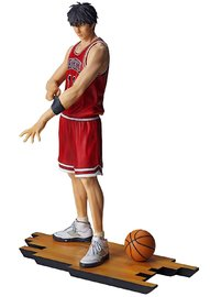 The Spirit Collection of Inoue Takehiko - Slam Dunk Vol.3 Kaede Rukawa