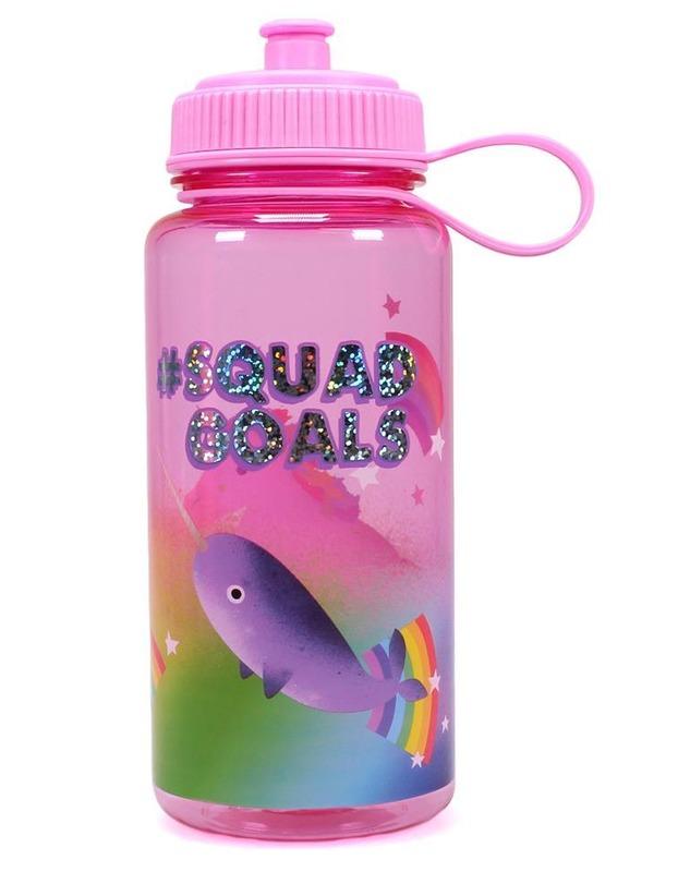 Water Bottle - Squad Goals
