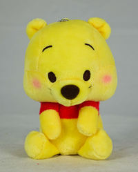 Disney Characters Plush - Winnie the pooh