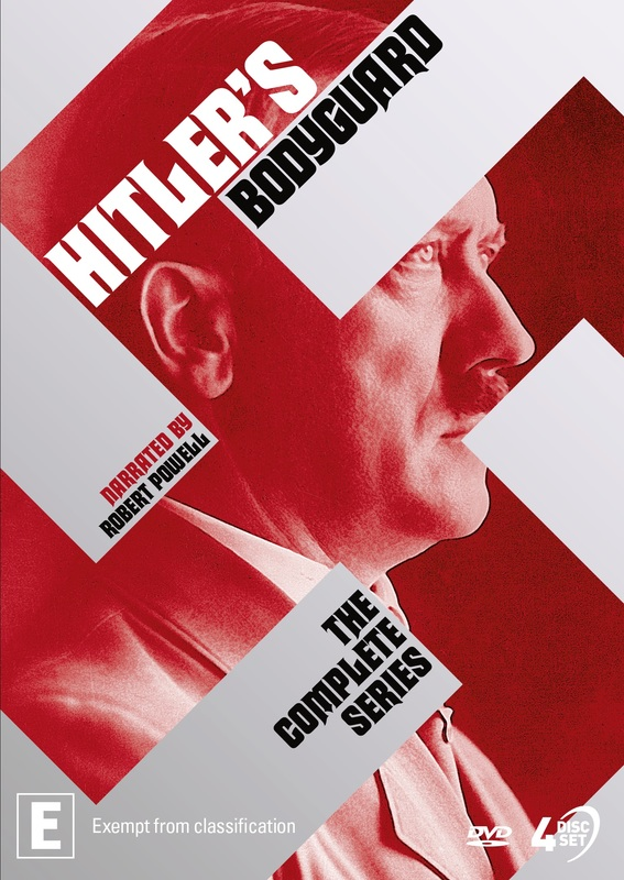 Hitlers Bodyguard on DVD