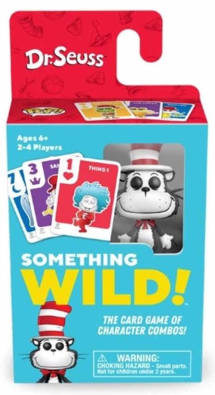 Something Wild: Dr Seuss - Card Game
