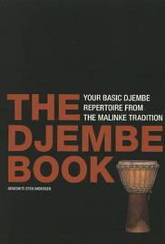 Djembe Book by Benedikte Sten Andersen image
