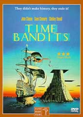 Time Bandits on DVD