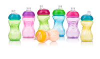 Nuby Super Spout Easy Grip Cup (300ml) - Single