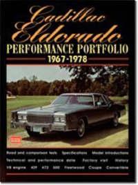 Cadillac Eldorado Performance Portfolio 1967-78 image